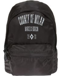 Marcelo Burlon - Printed Backpack - Lyst