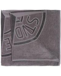 Stone Island - Logo Towel - Lyst