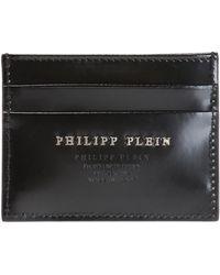 Philipp Plein - Embellished Card Case - Lyst