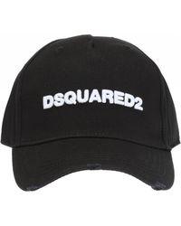 DSquared² - Baseball Cap - Lyst