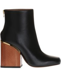 Marni - Heeled Ankle Boots - Lyst