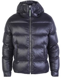 DSquared² - Quilted Hooded Jacket - Lyst