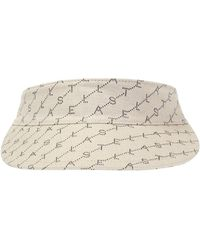 Stella McCartney - Patterned Visor - Lyst