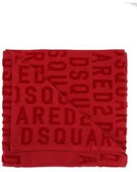 DSquared² - Bath Towel - Lyst
