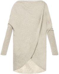 AllSaints - 'itat' Cut-out Sweater - Lyst