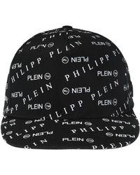 8283a09406 Lyst - Philipp Plein Glory-2 Cap in White for Men