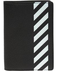 Off-White c/o Virgil Abloh - Bi-fold Document Case - Lyst