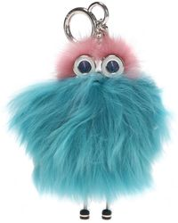 Fendi - 'teen Witches' Key Ring - Lyst