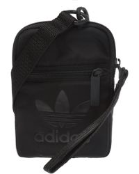 adidas Originals - Logo-printed Shoulder Bag - Lyst 0b283ef259a7d