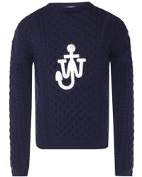 JW Anderson - Braided Sweater - Lyst