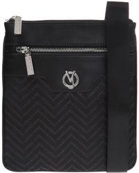 Versace Jeans Small Branded Messenger Bag in Black for Men - Lyst 4c05623b4e930