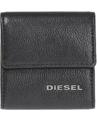 DIESEL - 'kopper' Leather Wallet - Lyst