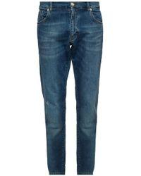 Billionaire - Stitching Detail Jeans - Lyst