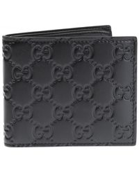 Gucci - 'ssima' Leather Wallet - Lyst