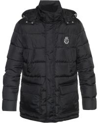 Billionaire - Detachable Hood Quilted Jacket - Lyst