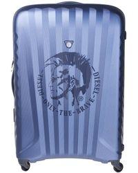 DIESEL - Logo Travel Bag - Lyst
