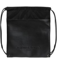 Givenchy - Embossed Logo Backpack - Lyst