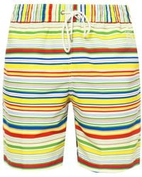 Clearance View In China stripe print swimming shorts - Multicolour Loewe Huge Surprise ejEY3hOe