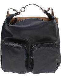 Marni - 'zaino' Leather Backpack - Lyst