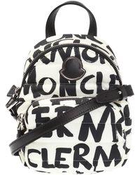 Moncler - 'kilia Pm' Patterned Shoulder Bag - Lyst
