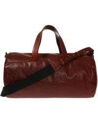 Maison Margiela - Leather Holdall - Lyst