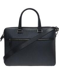 Ferragamo - Shoulder Bag With Logo - Lyst