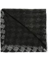 John Varvatos - Patterned Scarf - Lyst