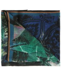 Etro - Patterned Scarf - Lyst