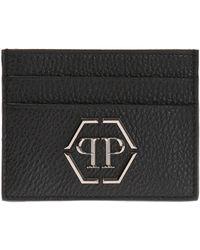 Philipp Plein - Leather Card Case - Lyst