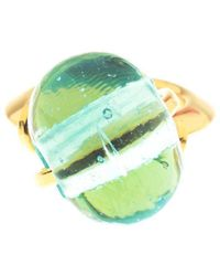 Marni - Ring With Glass Stone - Lyst
