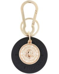 Balmain - Key Ring With Charms - Lyst