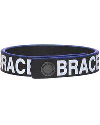 DIESEL - Printed Bracelet - Lyst