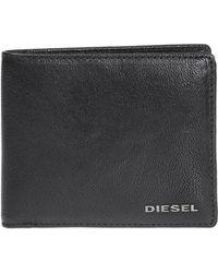DIESEL - 'neela' Leather Wallet - Lyst