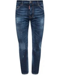 DSquared² - 'cool Guy Jean' Stonewashed Jeans - Lyst