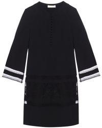 Chloé - Lace-trimmed Dress - Lyst