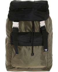 Marni - Backpack With Logo Patch - Lyst
