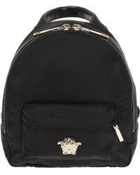 Versace - Medusa Head Backpack - Lyst 22379da887