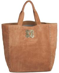 Vix X Straw Beach Bag in Natural | Lyst