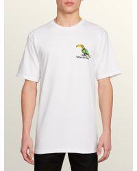 Volcom - Bad Bird Short Sleeve Tee - Lyst