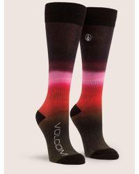 Volcom - Ttt Sock - Lyst