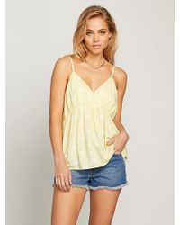 Volcom - Things Change Cami - Lyst
