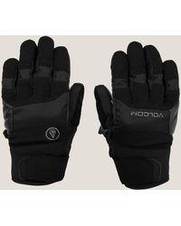 Volcom - Crail Glove - Black - L - Lyst