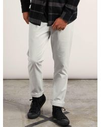 Volcom - Frickin Slim Chino Pants - Lyst