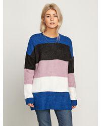Volcom - Fuzz Buster Sweater - Lyst
