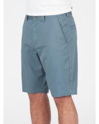 Volcom | Men's Frickin Mod Stretch Shorts | Lyst