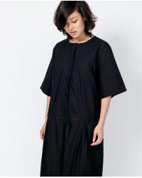 Kowtow - Pen To Paper Jumpsuit / Black - Lyst