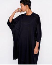 Henrik Vibskov - Scale Dress / Black - Lyst