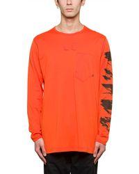Stone Island - Ls T-shirt - Lyst