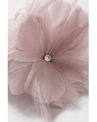 Wallis - Pink Flower Clip Fascinator - Lyst