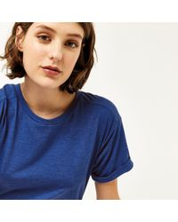 Warehouse - Casual Fit Tee - Lyst